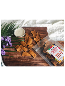 Sesame Seed Crackers - 150g - Urban Moms