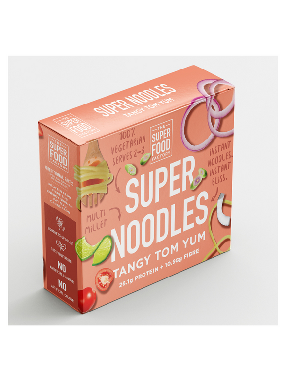 Tangy Tom Yum - 207g - The Supefood Factory