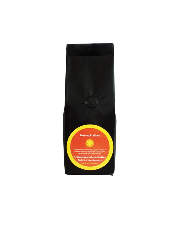 Toasted Pralines Coffee - 250g - Tariero Artisan Roastery