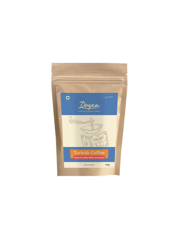 Turkish Coffee - 100g - Doyen