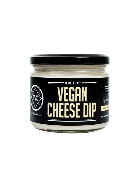 Vegan Cheese Dip - 275g - The Vegan Co
