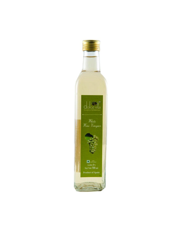 White Wine Vinegar - 500ml - Dolce Vita