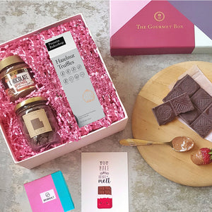 You make me melt - The Gourmet Box