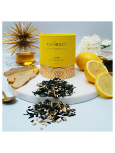 Zing (Oolong Tea) - CelesTe