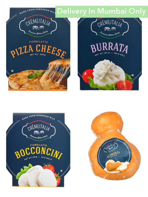 Binge Watchers Cheese Bundle - Cremeitalia