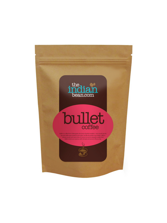 Bullet Coffee - 250g - The Indian Bean