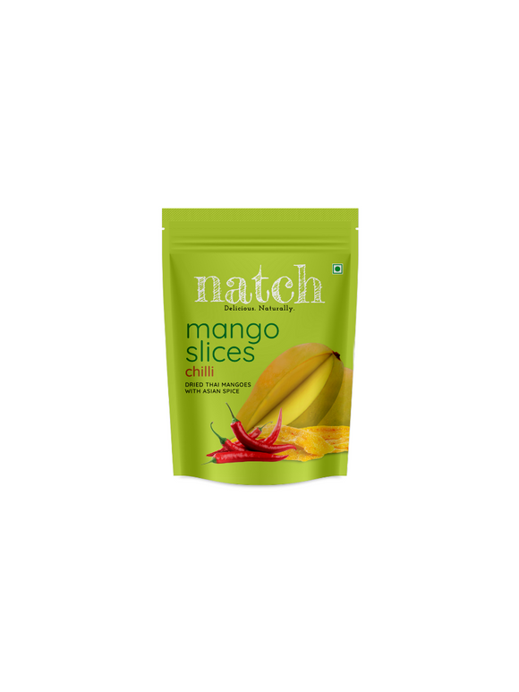 Clilli Mango Slices - 150g - Natch