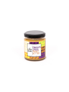 Cinnamon Spiced Peanut Butter - 160g - Urban Moms