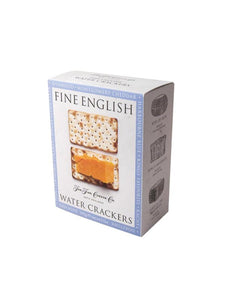 Fine English Water Crackers - 100g - The Fine Cheese Co