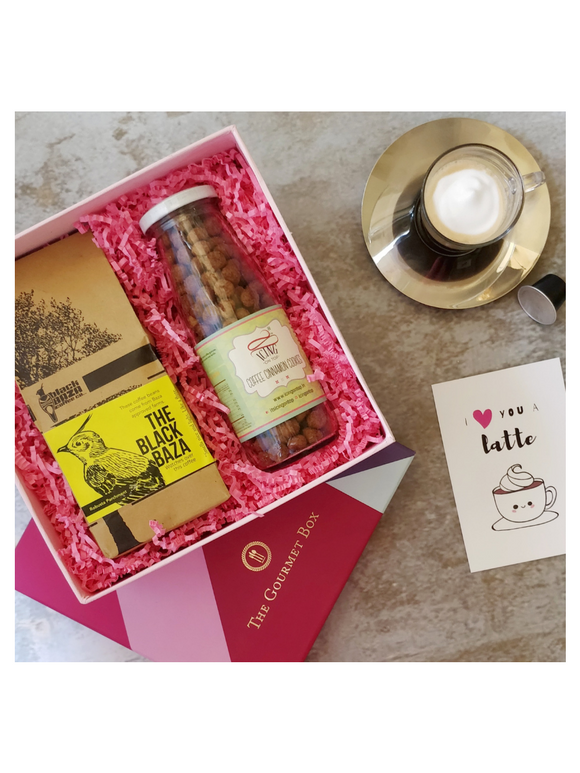 Coffee & Cookies Gift Box