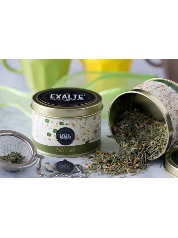 Jade Calm Loose Leaf Tea - Exalte Tea