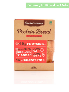 Multi Protein Bread - 250G The Health Factory Breads Muffins & Croissants