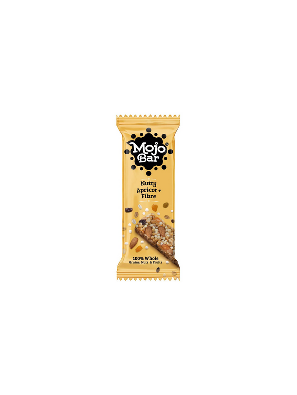 Nutty Apricot Bar - 32g - Mojo Bar