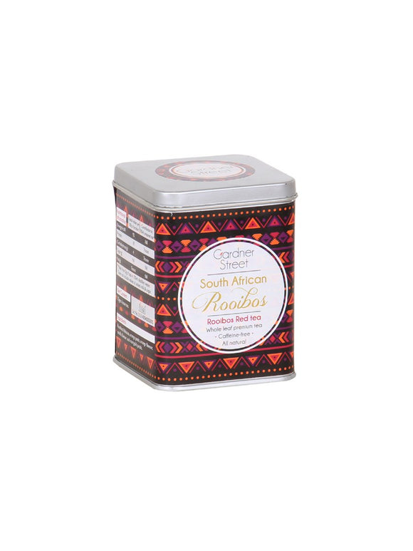 South African Rooibos Red Tea (Caffeine free) - 75g Loose Leaf - Gardner Street
