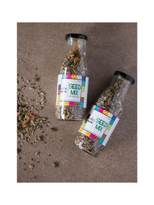 Seed Mix with dried dates - 170g - Urban Moms