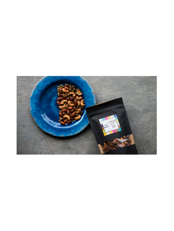Spiced Nut Mix - 150g - Urban Moms