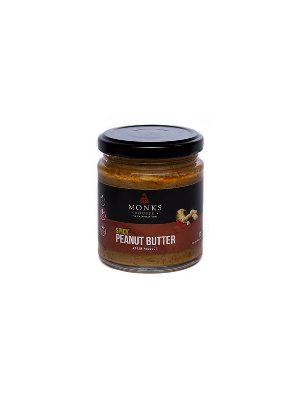 Spicy Peanut Butter-Monks Bouffe