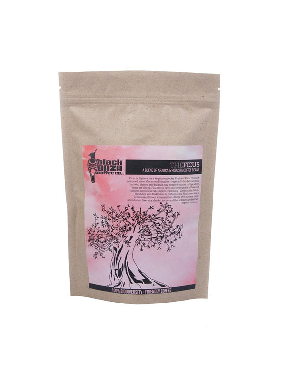 The Ficus (Blend of Arabica & Robusta coffee) - 250g - Black Baza Coffee