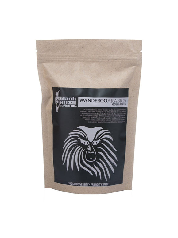 Wanderoo (100% Arabica) - 250g - Black Baza Coffee