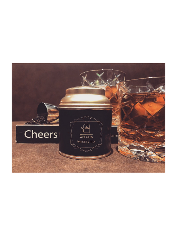 Whiskey tea - 40g - Oh Cha