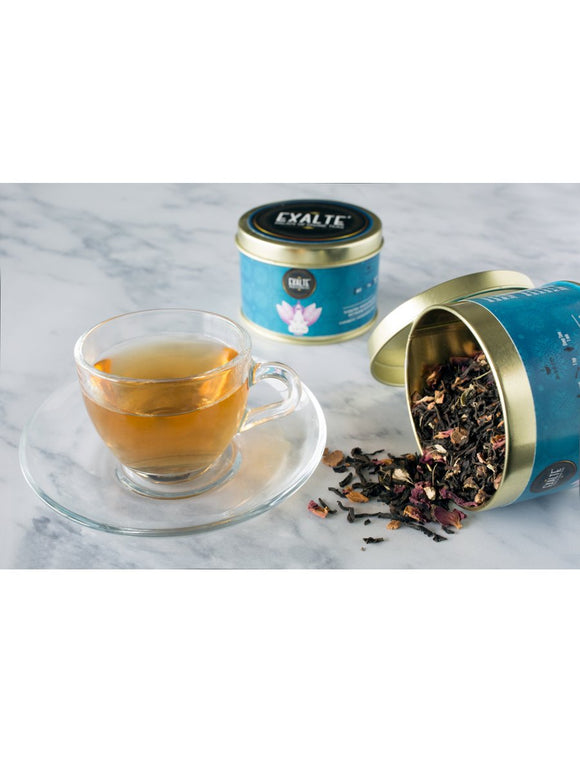 The Yoga Tea Loose  Leaf Black tea - 25g Loose Leaf - Exalte