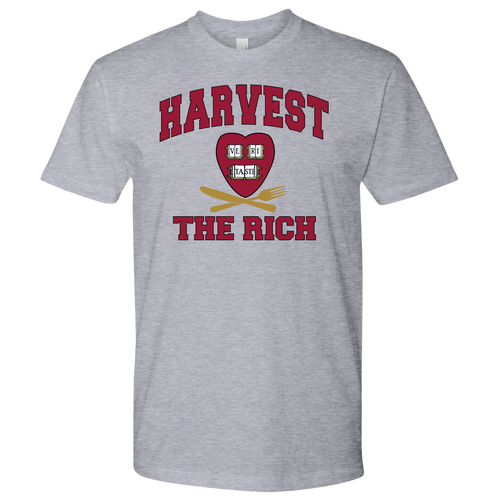 Harvest The Rich Tee - High Tee Company