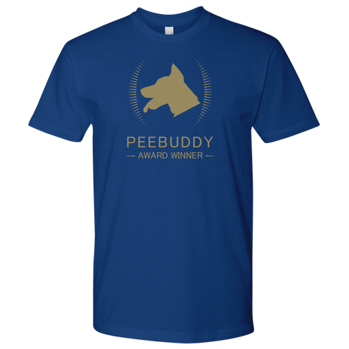 Peebuddy Awards Tee - High Tee Company