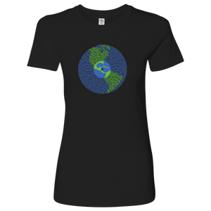 Around The World Tee - High Tee Company