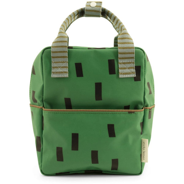 Small Backpack Sprinkles | Green/Blue