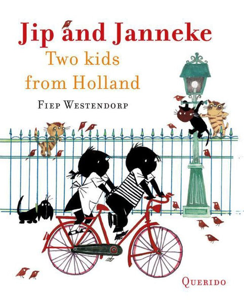Jip&Janneke - Two kids from Holland