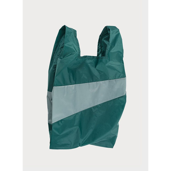 Shoppingbag - Pine & Grey