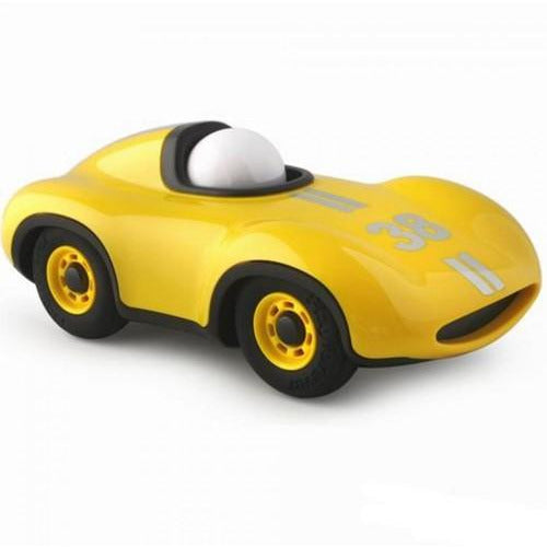 Speedy Le Mans Yellow