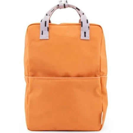 Large Backpack Apricot / Lavender