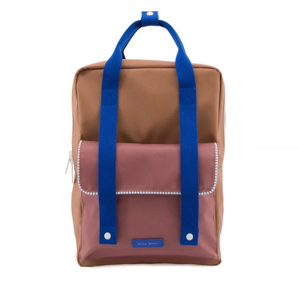 Large Backpack Sugar Brown