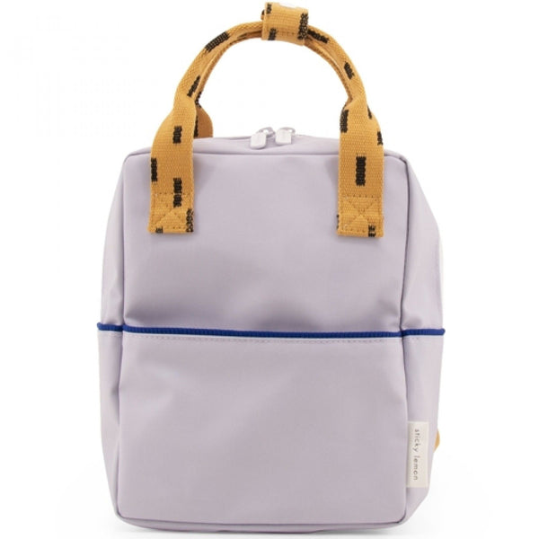 Small Backpack Lavender / Apricot