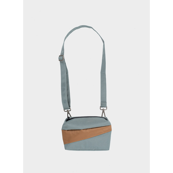 Bum Bag Small | Grey & Camel
