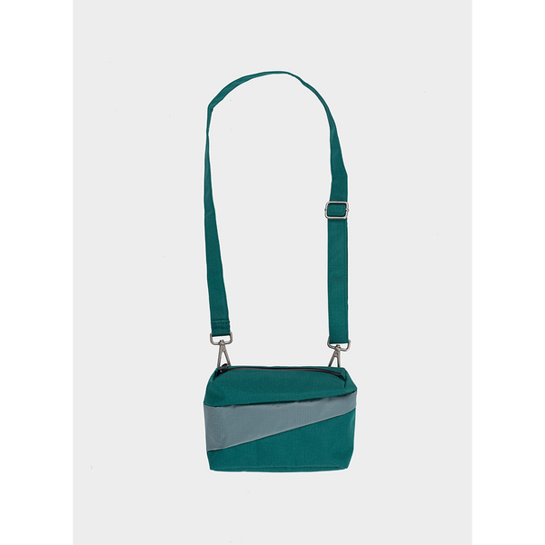 Bum Bag Small | Pine & Grey