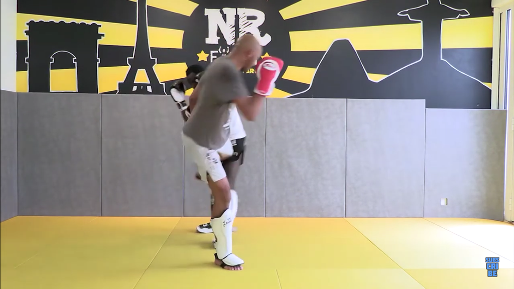 Follow Up Your Combination With A Brutal Low Kick!
