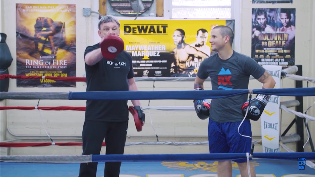 Lure Your Opponent Into A Trap With Teddy Atlas