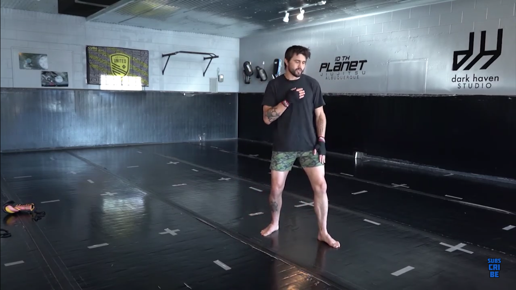 Fancy Feet: Basic Footwork Drill with Carlos Condit
