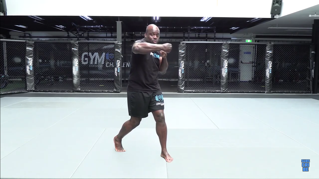 Creating The Ko With Melvin Manhoef