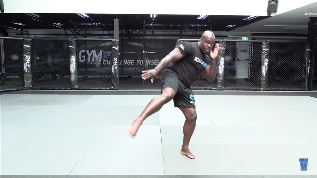 Chop Down The Opposition With Melvin Manhoef