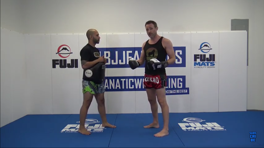 Throwing the Body Hook with Stephen Whittier