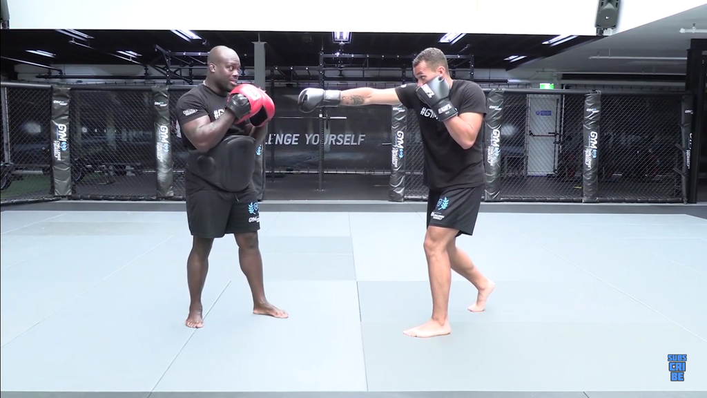 Throw Off Your Opponent With Melvin Manhoef's Creative Counters