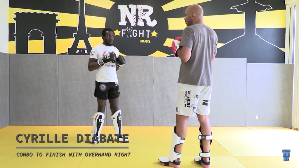 Overhaul Your Overhand Right With Cyrille Diabate