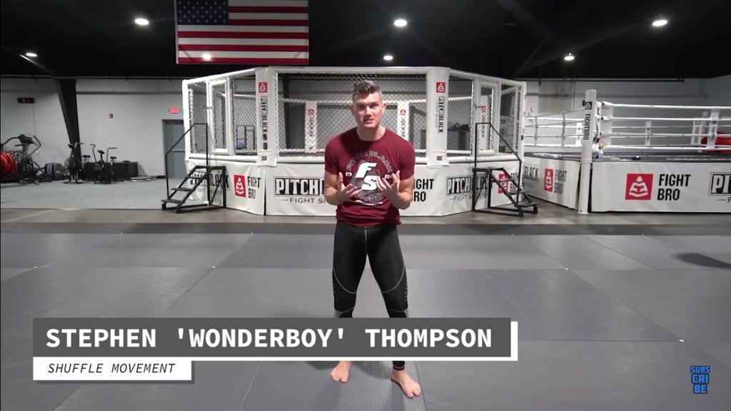 The Wonderboy Shuffle with Stephen Thompson