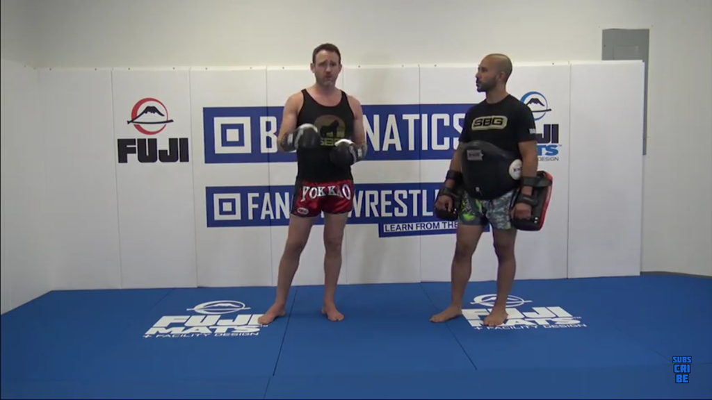 Functional Striking Tips With Stephen Whittier