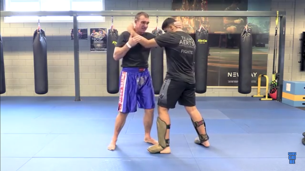 Maintain The Clinch With Peter Aerts