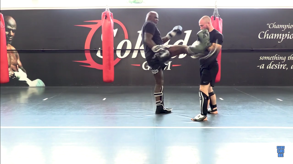 Conditioning Drills With Ernesto Hoost