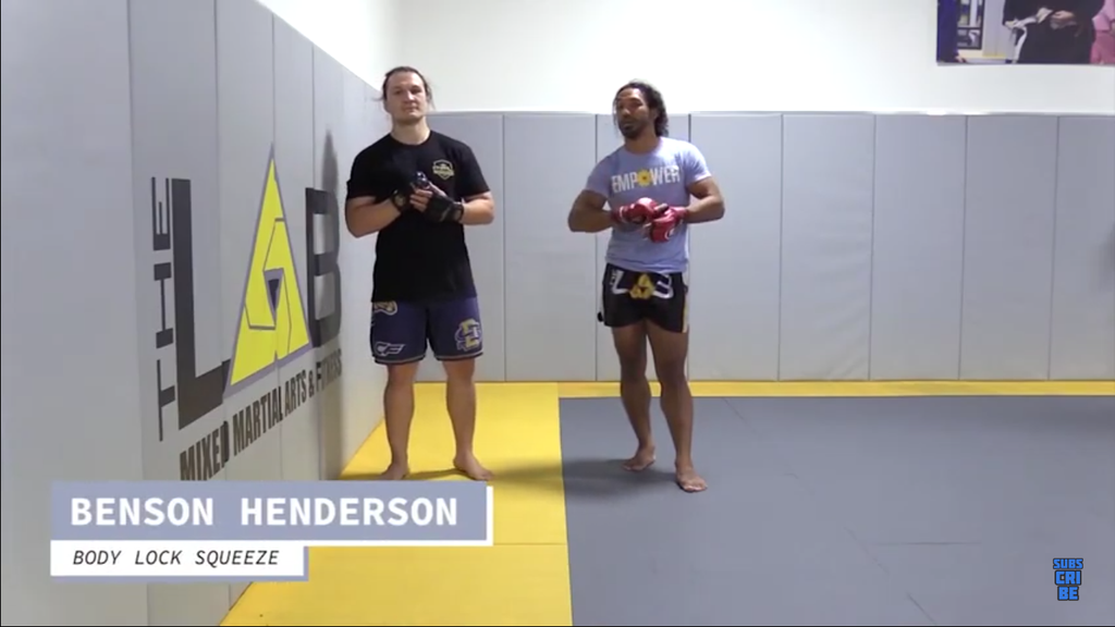 Breakdown The Body Lock Squeeze With Benson Henderson